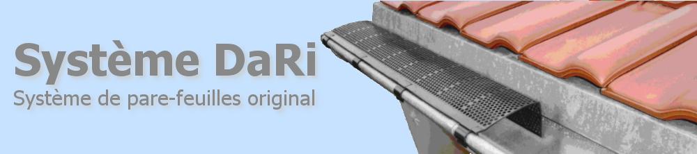 DaRi-Systemteile